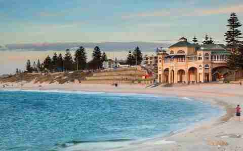 July 2019 Newsletter Cottesloe beach