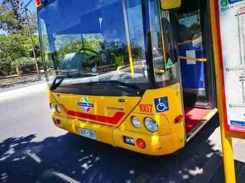 August 2019 Newsletter Adelaide bus