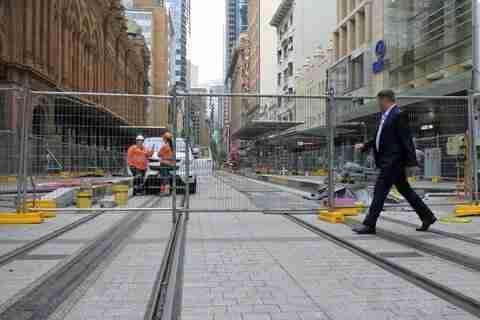 April 2019 Newsletter Light rail