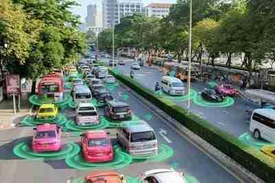 April 2019 Newsletter Driverless Car